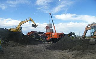 土砂選別土質改良2