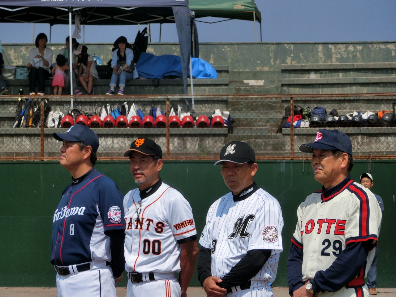 住友建機少年野球教室2015 (9)