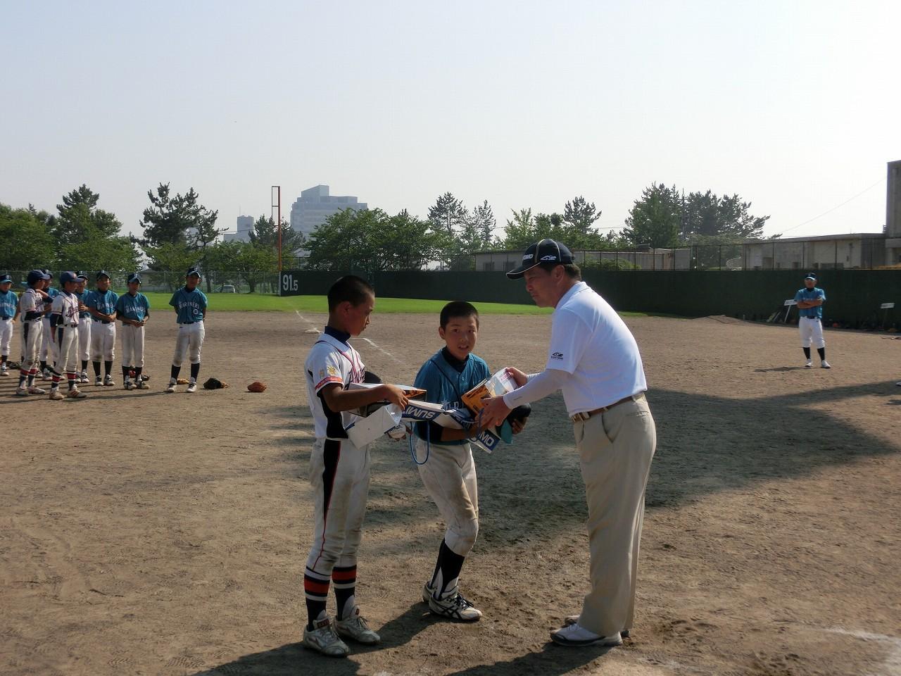 住友建機少年野球教室2015 (100)