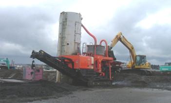 浚渫土土質改良2
